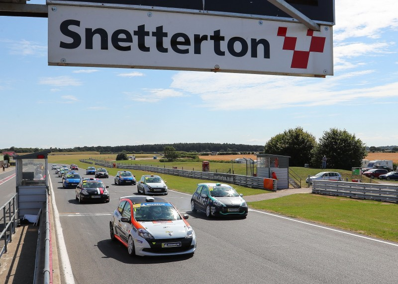 CURTAIN FALLS ON ACTION-PACKED MICHELIN CLIO CUP SERIES CAMPAIGN AT SILVERSTONE