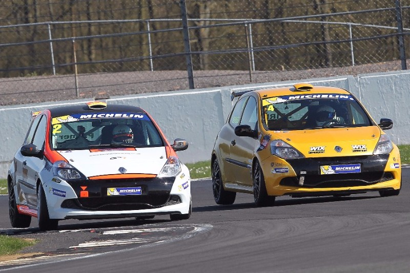 MICHELIN CLIO CUP SERIES ALL SET FOR THRILLING SILVERSTONE SEASON FINALE - Click here to view this news entry
