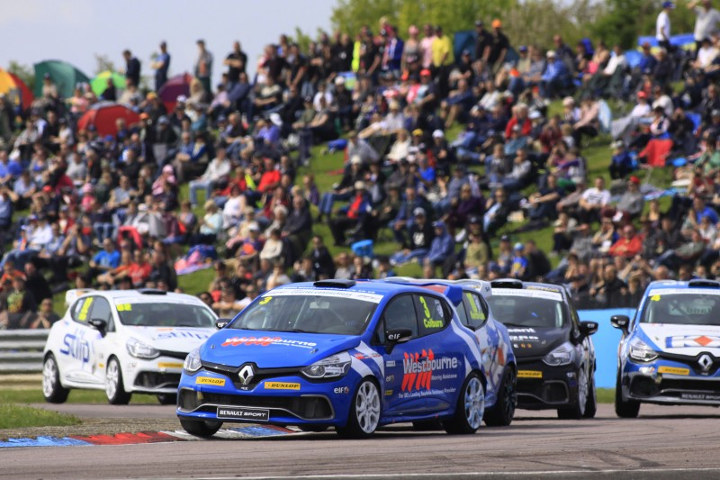 CLIO CUP SERIES JOINS FORCES WITH BRITCAR AND DUNLOP ENDURANCE CHAMPIONSHIP