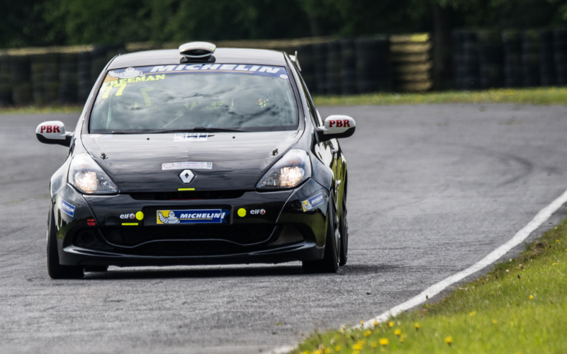 SIMON FREEMAN TO RETURN FOR REMAINDER OF MICHELIN CLIO CUP SERIES SEASON