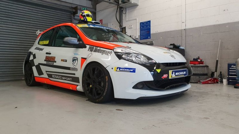 PODIUM REGULAR SIMON FREEMAN AIMING FOR TITLE GLORY IN 2019 - Click here to view this news entry