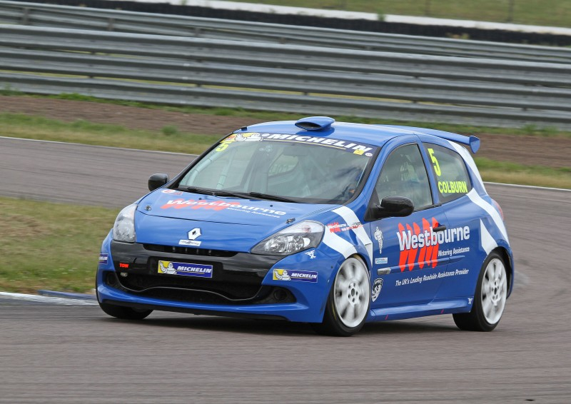 BEN COLBURN CONFIRMED FOR THIRD SUCCESSIVE CLIO CUP SERIES CAMPAIGN