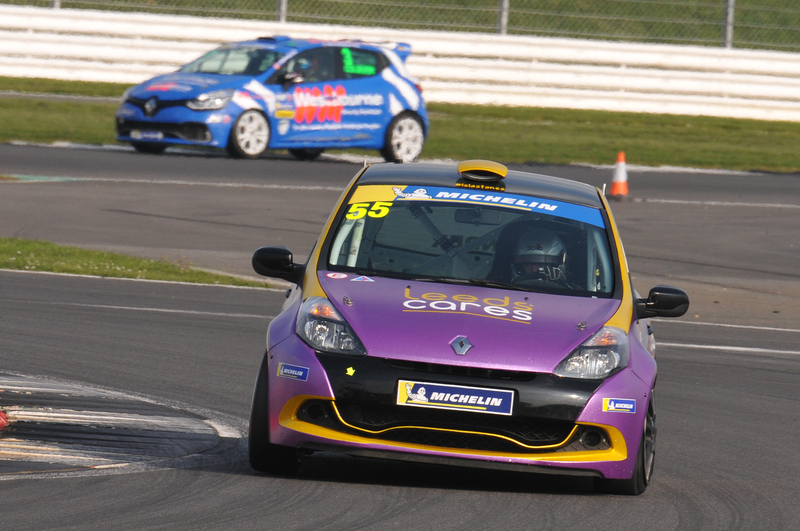 LUKE PINDER SMASHES QUALIFYING RECORD AND TAKES DOUBLE POLE AT SILVERSTONE