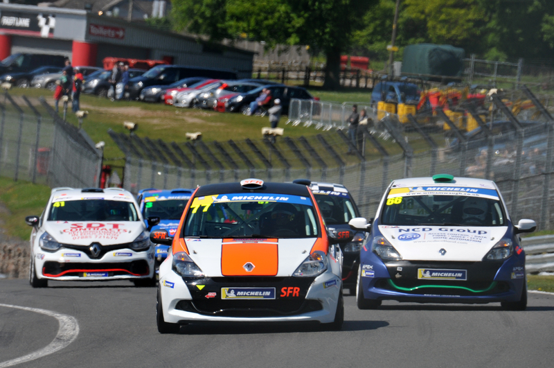 FREEMAN CHARGES THROUGH TO WIN BRANDS HATCH OPENER - Click here to view this news entry